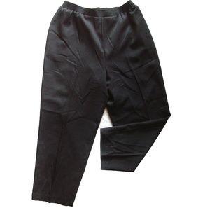 New LINED Black Career Pants PLUS by Joyce